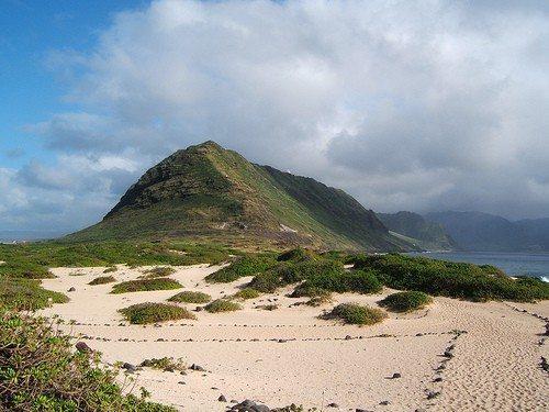 Liminal Dimensions: Kaena Point